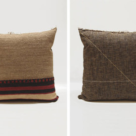 Commune - Floor Pillows /vintage kilim
