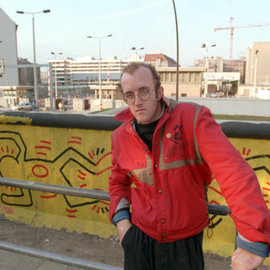 Keith Haring - Live Performance