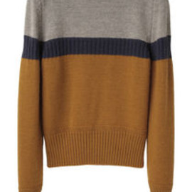Carven - Color Block Pullover