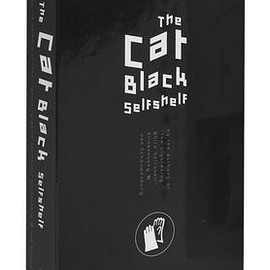 scylla - Selfshelf pocket The cat black
