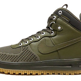 "NIKE - LUNAR FORCE I DUCKBOOT ""LIMITED EDITION for ICONS"""