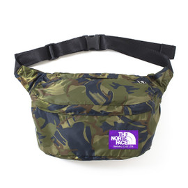 THE NORTH FACE PURPLE LABEL - Camouflage Waist Bag