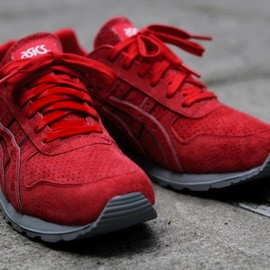 "ASICS, Ronnie Fieg - ""Super Red 2.0″ GT-II"