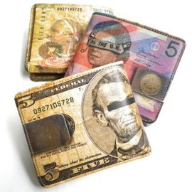 TALKING ABOUT THE ABSTRACTION - PHOTO PRINT WALLET/AMERICA