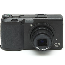 GR DIGITAL IV WHITE EDITION