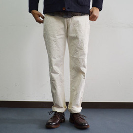 A VONTADE - CLASSIC CHINO TROUSERS