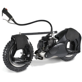 Hammacher Schlemmer - Motorized Wheelrider
