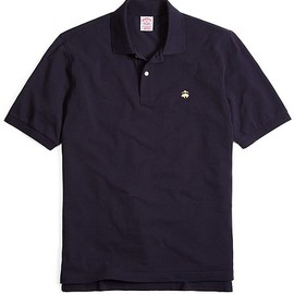 Brooks Brothers - Original Fit Performance Polo Navy
