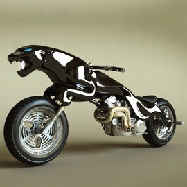 Massow Concept Cycles - JAGUAR