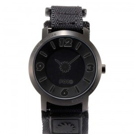 P01TIME - P01TIME SUPER ANALOG ALLBLACK(LIMITED EDITION)