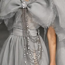 CHANEL - chanel couture dress