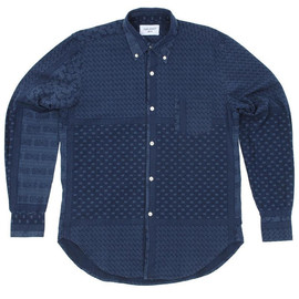 Our Legacy - 1950's Button Down Shirt Four Ex Paisley