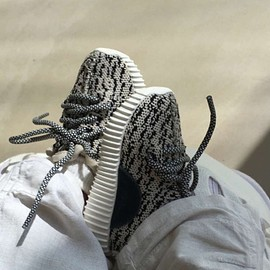 adidas - Yeezy Boost 350 Infant - Turtle Dave/Blue Glass/Core White