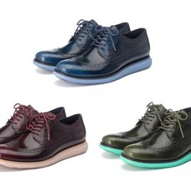 Cole Haan - COLE HAAN LUNARGRAND LONG WING 3COLORS