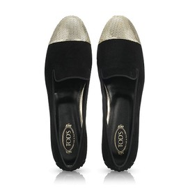 TOD'S - Luxury leather shoes