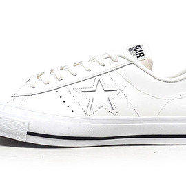 "CONVERSE - ONE STAR J PL ""made in JAPAN"" ""LIMITED EDITION"""
