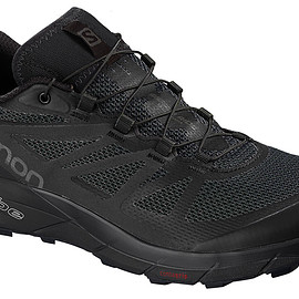 SALOMON - SENSE RIDE GORE-TEX® INVISIBLE FIT BLACK