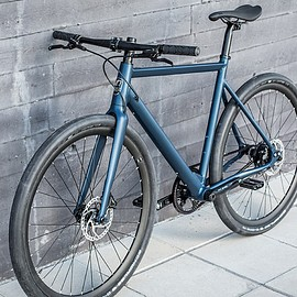 "Desiknio - E-BIKE ""Single Speed Urban"""
