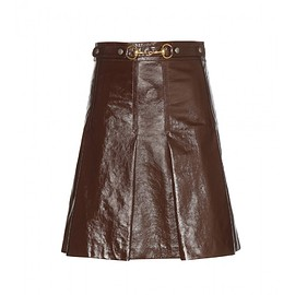 GUCCI - FW2015 Patent leather skirt