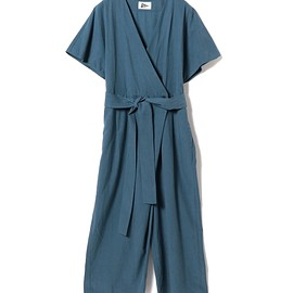 Pilgrim Surf+Supply - Dottle Wrap Jumpsuit