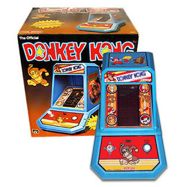 Donkey Kong Jr Coleco Tabletop Electronic Arcade Game