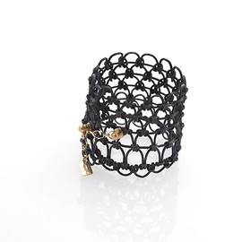 SIRI SIRI - ARABESQUE BRACELET black