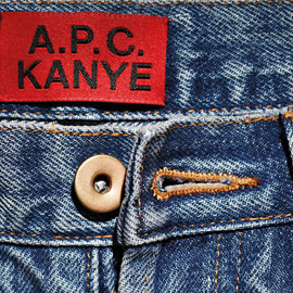 A.P.C. - A.P.C. KANYE Capsule Collection