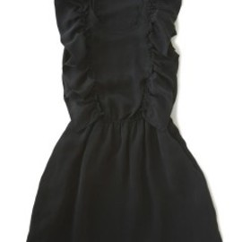 Objects Without Meaning - Rivington Dress (black)