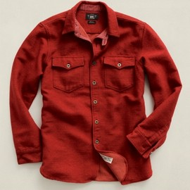 RRL - Broken Twill Workshirt