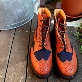 Tricker's - Tricker's&CHUMS Limited Boots