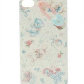 katie - katie / SMART PHONE CASE iPhone 4 / 4S / C