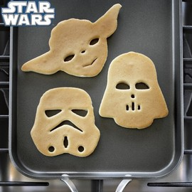 Star Wars - Heroes & Villains Pancake Molds