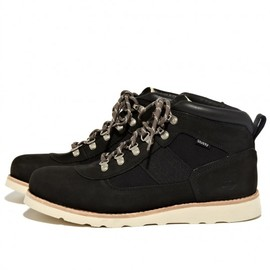 Stussy Deluxe, Timberland - Timberland for Stussy Deluxe - NM Field Boot (Black)