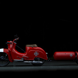 Simson - Schwalbe Red Baron