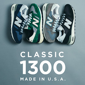 New Balance - Classic 1300 Made In U.S.A