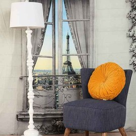 urban outfitters - Paris Window View Tapestry