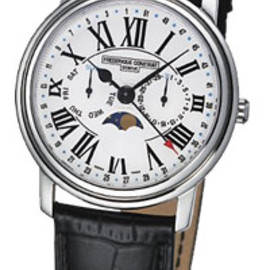FREDERIQUE CONSTANT - クラシック ムーンフェイズ クオーツ FC-270M4P6