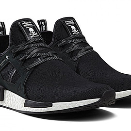 mastermind JAPAN, adidas - NMD XR1 - Black/White