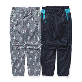 STUSSY SPORT by ONEHUNDRED ATHLETIC - STUSSY SPORTS WARM UP LONG PANT