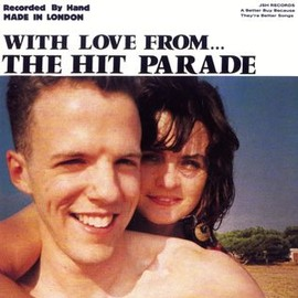 The Hit Parade - WITH LOVE FROM THE HIT PARADE / 愛をこめて… (紙ジャケット仕様)