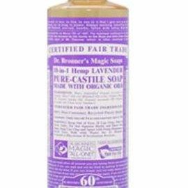Dr. Bronner's - Magic Soap  Organic Lavender Liquid Soap