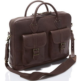 L.L.Bean - Signature Leather Briefcase