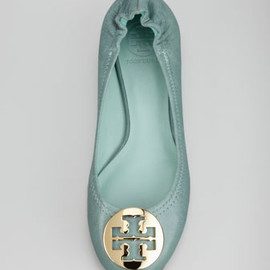 TORY BURCH - Reva Sea glass