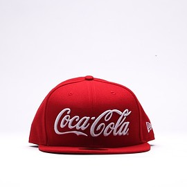 New Era, The Coca-Cola Company - International English Coke