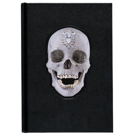 Damien Hirst  - For the Love of God debossed notebook