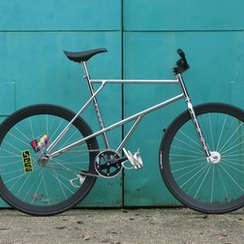 Starfuckers - Xenon Trick Fixed Gear Bicycle