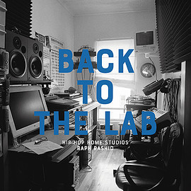 GINGKO PRESS - BACK TO THE LAB: HIP HOP HOME STUDIOS RAPH (V.A.)