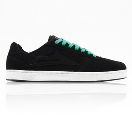 LAKAI - LAKAI MANCHESTER SELECT XLK Black Suede Holiday2011