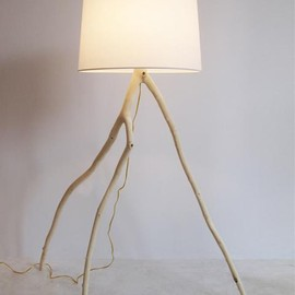Meghan Finkel - Branch Lamp Natural Large