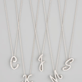 initial /necklace.